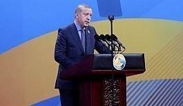 Erdoğan: ''Yeni İpek Yolu geleceğe damga vuracak''