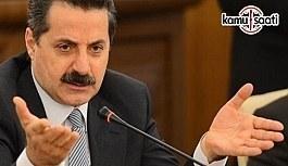 Gıda ve Hayvancılık Bakanı Faruk Çelik'ten personel alımı konusunda açıklama