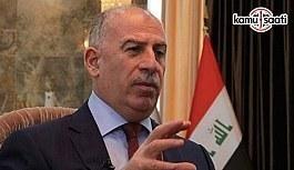 Irak Cumhurbaşkanı Yardımcısı Nuceyfi'den Türkiye açıklaması