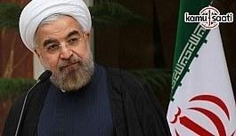 İran'da 12'nci dönem Cumhurbaşkanlığı seçiminin galibi Hasan Ruhani