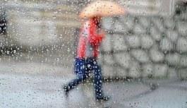 Meteoroloji'den bazı illere kuvvetli yağış uyarısı