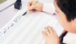 Okullarda zorunlu el yazısı dönemi sona eriyor