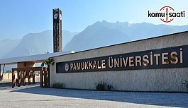 Pamukkale Üniversitesi Lisansüstü Eğitim ve Öğretim Yönetmeliğinde Değişiklik