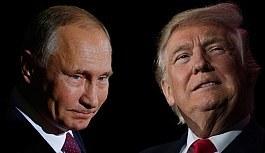 Putin ve Trump'tan kritik görüşme