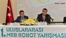 """Robotlar """"Mevlana"""" temasıyla yarışacak"""