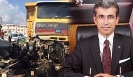 Şehit Başsavcı soruşturmasında kamyon şoförü ve sahibi tutuklandı