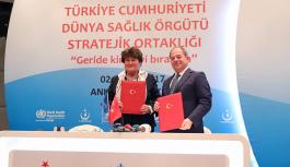 """Türkiye ile DSÖ Arasında """"İstanbul Ofisi"""" Anlaşması"""