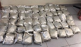 Van'da  529 gram eroin ele geçirildi