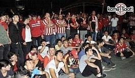 Antalyaspor'un UEFA Avrupa Ligi umutları tükendi