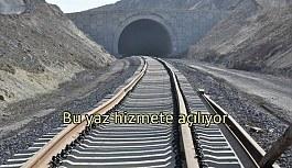 Bakü-Tiflis-Kars Demiryolu Hattı 600 milyon dolar