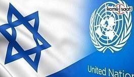 BM'den İsrail'e 'Filistin' çağrısı