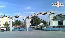 Cumhuriyet Üniversitesi Ön Lisans ve Lisans Eğitim-Öğretim ve Sınav Yönetmeliğinde Değişiklik Yapıldı