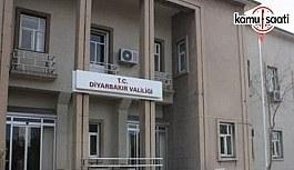 Diyarbakır'da sokağa çıkma yasağı - 15 Haziran 2017