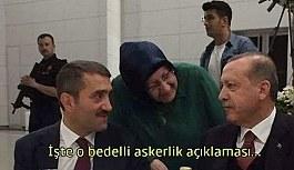 Erdoğan bedelli askerlik konusunu Yıldırım'la  görüşecek