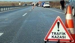 Eskişehir- Bilecik karayolunda trafik kazası, 1 çocuk öldü