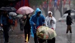 İstanbul'da şiddetli yağış! Sokak iftarları iptal edildi