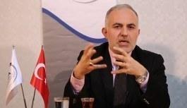 Kızılay Genel Başkanı Kınık'tan deprem uyarısı: Uzak durun