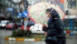 Meteoroloji'den 33 ile kuvvetli yağış uyarısı