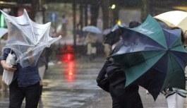 Meteoroloji'den o illere kuvvetli yağış uyarısı