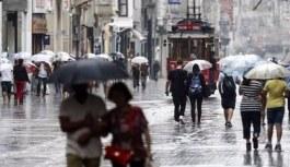 Meteoroloji'den uyarı! Yağış yeniden geliyor