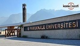 Pamukkale Üniversitesi Yaz Dönemi Eğitim ve Öğretim Yönetmeliğinde Değişiklik Yapıldı