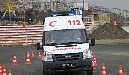 Tekirdağ'da trafik kazası, 10 yaralı