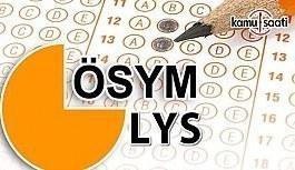2017 LYS Sonuçları ne zaman, saat kaçta açıklanacak? ÖSYM Sonuç Açıklama Sistemi