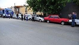 Ankara'da zincirleme kaza, 18 araç birbirine girdi