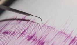 Bursa'nın Gemlik ilçesinde deprem