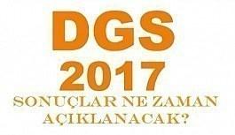 2017 DGS sonuçlarının açıklanma tarihi ertelendi