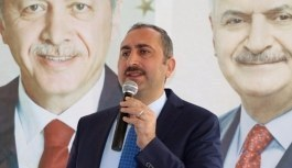 Adalet Bakanı Gül'den CHP'li vekil Akaydın'a tepki