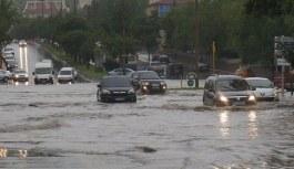 Aman Dikkat! Ankara için  gök gürültülü sağanak yağış uyarısı
