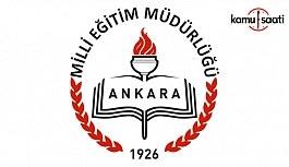 Ankara 2017-2018 Resmi Okul Öncesi Eğitim Kurumları Ücretleri