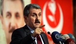 BBP Genel Başkanı Destici: Bütün siyasetçilere çağrımız...