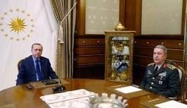 Cumhurbaşkanı Erdoğan'dan kritik Hulusi Akar görüşmesi