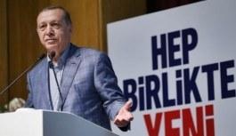 Cumhurbaşkanı Erdoğan'dan Kılıçdaroğlu'na görev