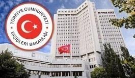 Dışişleri Bakanlığından Kerkük İl Meclisi'nin kararına sert tepki