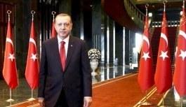 Erdoğan'dan Kurban Bayramı mesajı