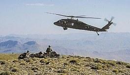 Hakkari'de operasyon, 4 terörist öldürüldü