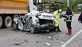 İçişleri Bakanlığı: ''İlk günden 252 trafik kazası''