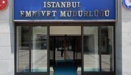 İstanbul Emniyet Müdürlüğü'nde il içi atamaları belli oldu