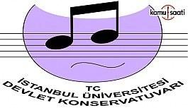 İstanbul Üniversitesi Devlet Konservatuvarı Ortaokul ve Lise Devresi Eğitim Öğretim ve Sınav Yönetmeliği Yürürlükten Kaldırıldı