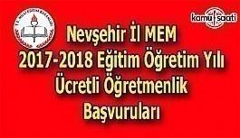 Nevşehir 2017 Yönetici Adaylarına Ait Görevlendirmeye Esas Puan Sonuçları