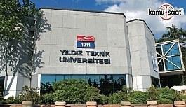 Yıldız Teknik Üniversitesi Önlisans ve Lisans Eğitim-Öğretim Yönetmeliğinde Değişiklik Yapıldı