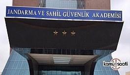 Jandarma ve Sahil Güvenlik Akademisi Yabancı Dil Hazırlık Eğitim ve Öğretim Yönetmeliği