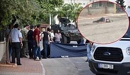 Mersin'de saldırı hazırlığındaki canlı bomba öldürüldü