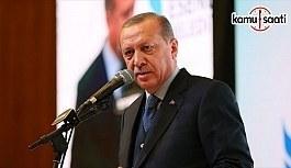 Cumhurbaşkanı Erdoğan: İstanbul onca yaşadıklarına rağmen halen ayaktadır