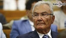 Eski CHP Genel Başkanı Baykal'ın...