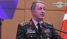 Genelkurmay Başkanı Akar: 'İslami terör' tanımlaması kabul edilemez
