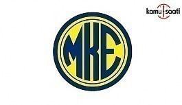 MKE Genel Müdürlüğü Personel Yönetmeliğinde...